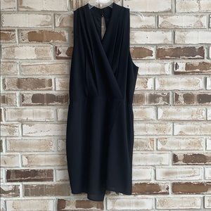 Adelyn Rae • Cross Front Dress Sz L